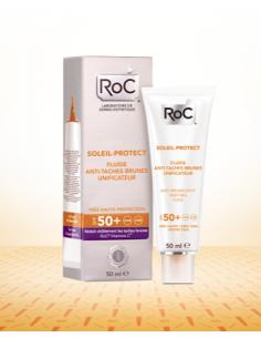 Roc Soleil Protect fluido unificante antimanchas