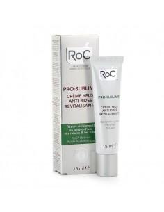 RoC Pro-Sublime crema antiarrugas revitalizante contorno de ojos, 15ml