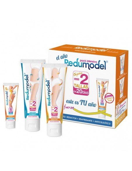 Redumodel tratamiento intensivo reductor 250 ml y reafirmante 250 ml