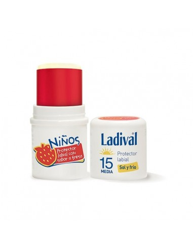 Ladival Protector Labial SPF15 Stick, 4g