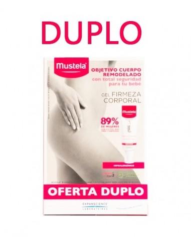 DUPLO Mustela Maternité Gel Firmeza Corporal, 2 x 200ml