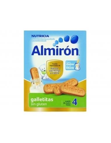 Almirón Galletas Cereales Sin Gluten, 250g