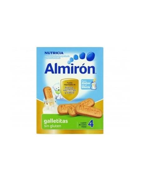 Almirón Advance Galletas Cereales Sin Gluten, 250g
