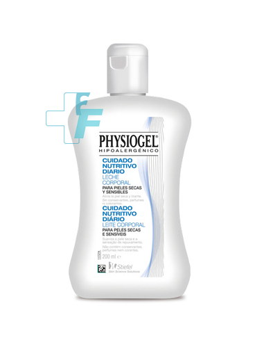 Physiogel Leche Corporal, 200ml