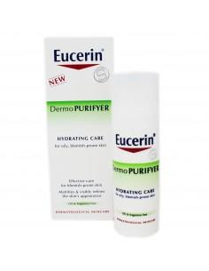 Eucerin DermoPurifyer Cuidado Hidratante Coadyuvante SPF30+ UVA, 50ml