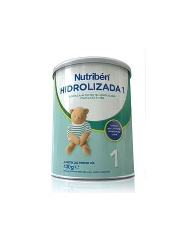 Nutriben Leche Hidrolizada, 400g