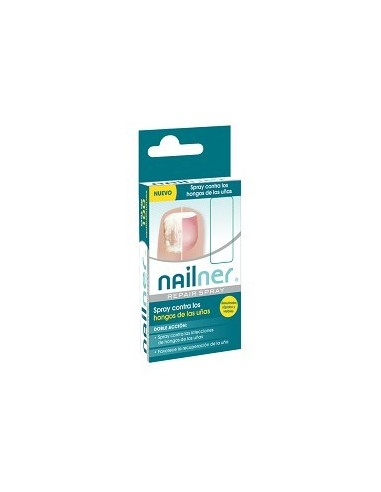 Nailner Spray Doble Acción, 8ml