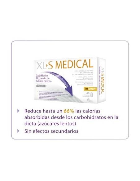 XLS Medical CarboBlocker, 60 comp
