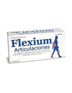 Flexium articulaciones, 60 capsulas