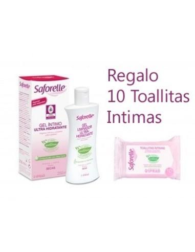Saforelle Gel Intimo Ultra Hidratante, 250ml