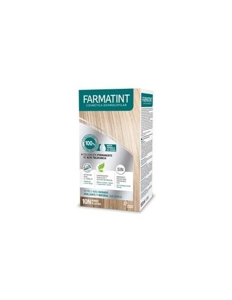 Farmatint 10N Rubio Platino, 130ml