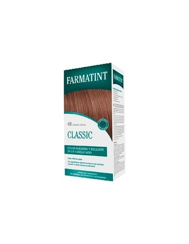 Farmatint 4R Castaño cobrizo, 130ml
