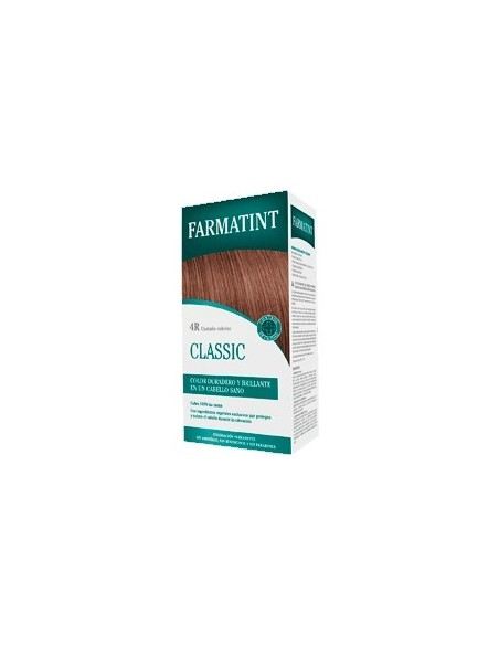 Farmatint 4R Castano cobrizo, 130ml