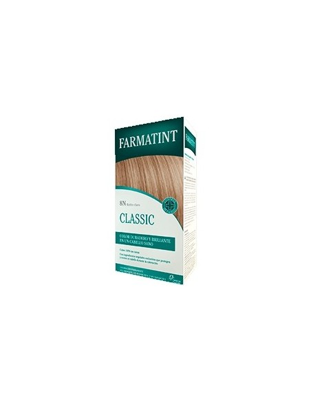 Farmatint 8N Rubio Claro, 130ml