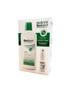 Bexident Anticaries Colutorio Uso diario, 500ml + GRATIS Bexident Anticaries Pasta Dentífrica, 8 ml