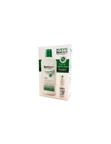 Bexident Anticaries Colutorio Uso diario, 500ml + GRATIS Bexident Anticaries Pasta Dentífrica, 8 ml
