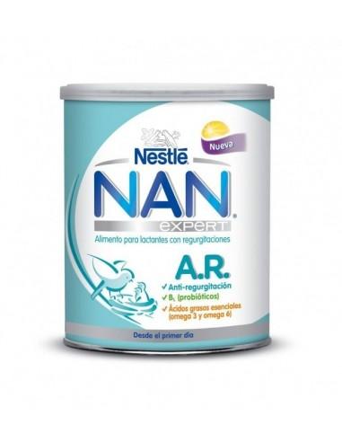 Nan Expert A.R. Leche Lactantes Anti-Regurgitación, 800g