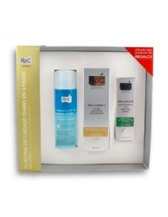 Pack Roc Pro-Correct Fluido Antiarrugas, 40 ml + Pro-Sublime contorno de ojos, 15 ml + Desmaquillante Ojos, 125 ml