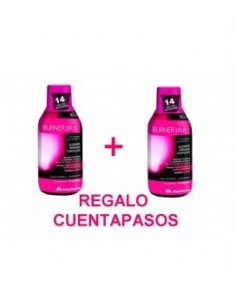 Arkopharma 4 3 2 1 PACK Burner Plus 2 x280ml + REGALO Cuentapasos