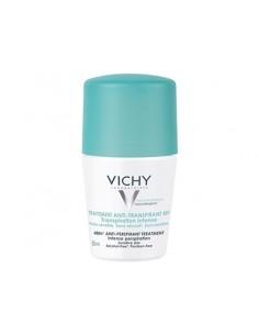 Vichy Desodorante Tratamiento Anti-transpirante 48h Roll On, 50ml