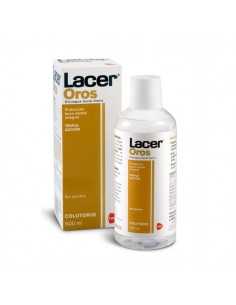 Lacer Oros Colutorio, 500ml