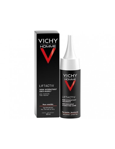 Vichy Homme Liftactiv Tratamiento Anti-arrugas, 30ml