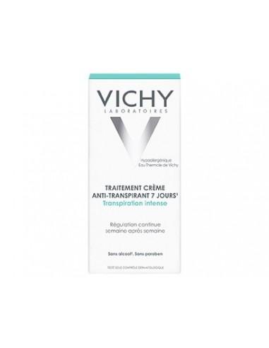 Vichy Desodorante Tratamiento Antitranspirante 7 Días, 30ml