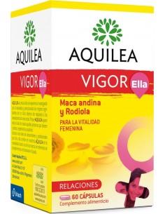 Aquilea Vigor ELLA, 60 Cápsulas