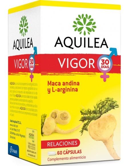 Aquilea Vigor, 60 Cápsulas