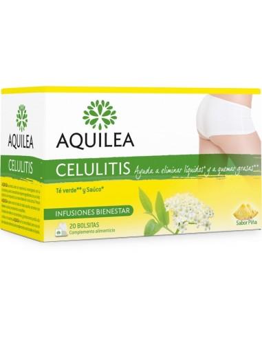 Aquilea Celulitis Infusión 1.2g, 20 Filtros