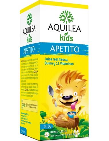 Aquilea Kids Apetito Jarabe Jalea Real, 150ml