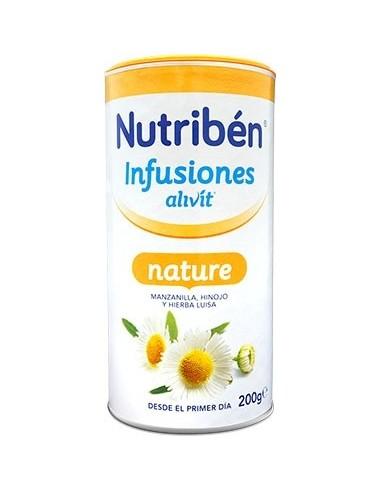 Nutribén Infusion Alivit Nature, 200g