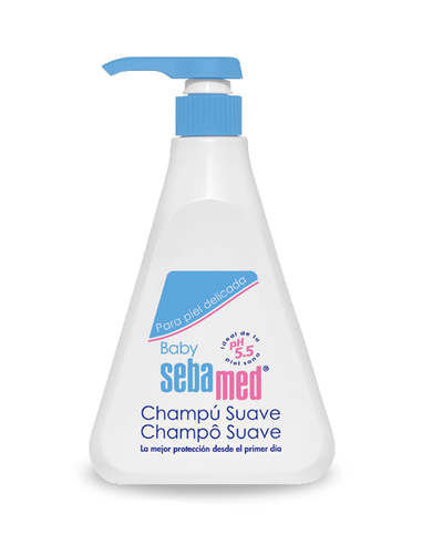 Sebamed Baby Champú Suave, 500ml