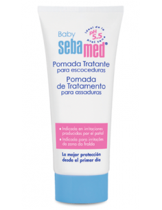 Sebamed Baby Pomada Tratante Escoceduras, 100ml