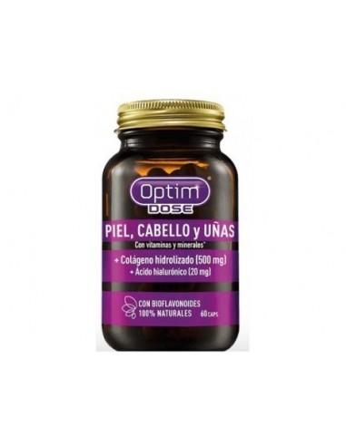Iraltone Forte Concentrado Nutricional para Cabello y Unas, 60cápsulas