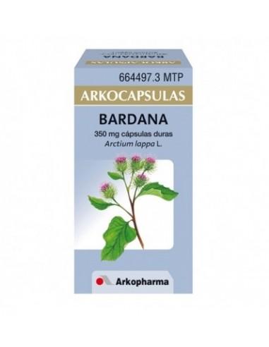 Arkocápsulas Bardana, 48 Cápsulas