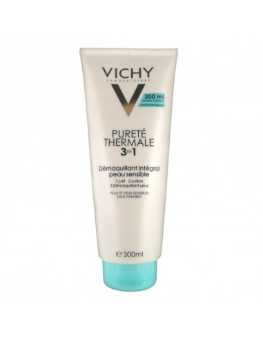 Vichy Desmaquillante integral 3 en 1 Purete Thermale, 300ml