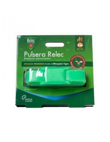 Relec Pulsera Repelente Antimosquitos, 1Ud