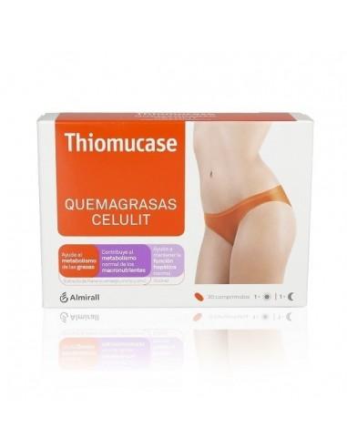 Thiomucase Quemagrasas Celulit 60comp