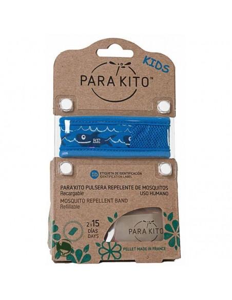 ParaKito Pulsera Repelente Antimosquitos, 1Ud