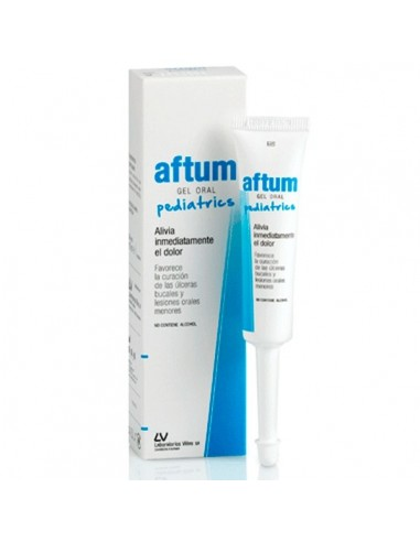 Aftum Film Gel Oral, 10ml