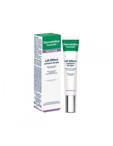 Dermatoline Anti Edad Contorno de Ojos Efecto Lifting 15m l