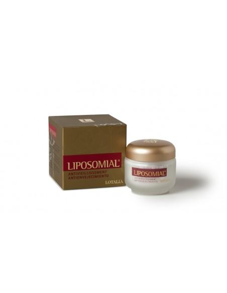 Liposomial Antienvejecimiento Crema Antiarrugas, 50ml + Regalo Crema Reafirmante Cuello y Escote 25ml