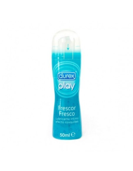 Durex Play Efecto Frescor Lubricante Intimo, 50ml