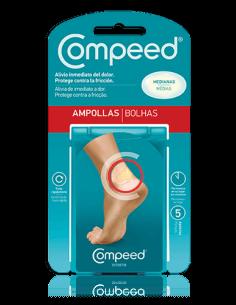 Compeed Ampollas Medianas Protector Adhesivo 5Ud