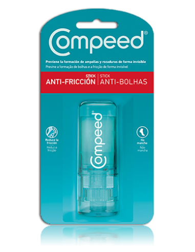 Compeed Stick Anti-fricción, 8ml