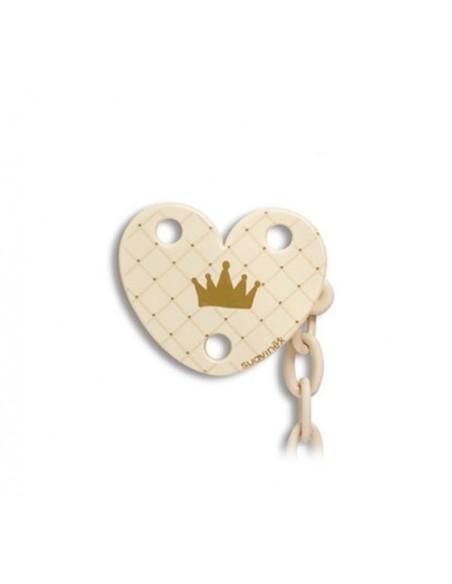 Suavinex Broche Clip Love, 1Ud