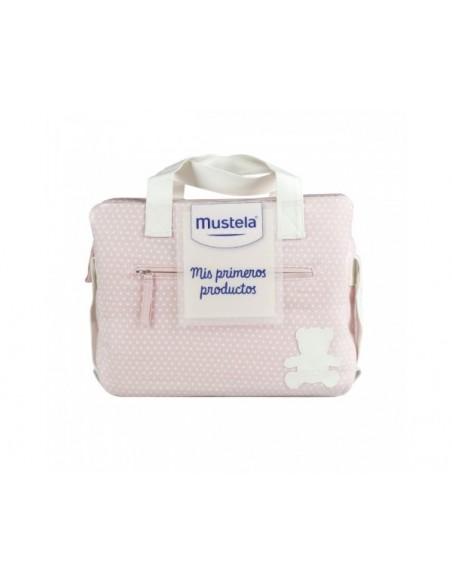 """Mustela Bolsa de viaje  """"Mis primeros productos"""""""
