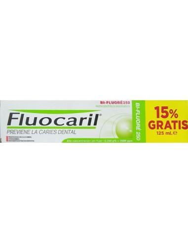 Fluocaril Bi-Fluore 250 Pasta dental, 100ml + 25ml de REGALO