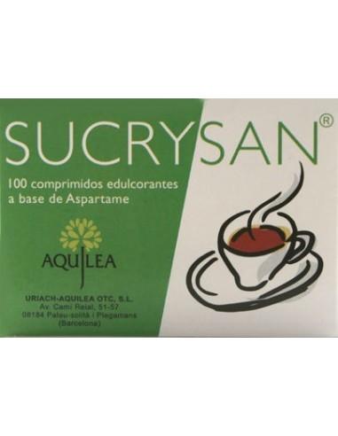 Aquilea Sucrysan edulcorante, 100 comprimidos